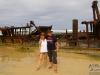 Anbei das wohl am weitesten gereiste Kirwe-TShirt! Das war in Brisbane Queensland, Australien, ca. 18.000km