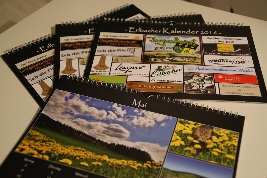 Erlbacher Kalender 2016