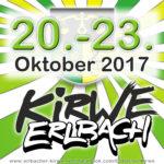 Ankündigung Erlbacher Kirwe 2017