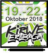 Erlbacher Kirwe - Programm 2018