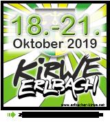 Erlbacher Kirwe - Programm 2019