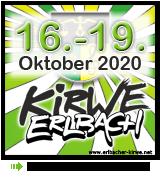 Erlbacher Kirwe - Programm 2020